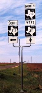 Road Markers