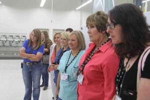Women in Ag Tour of Cotton Incorporated