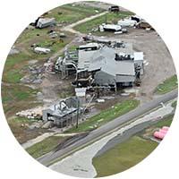 Hurricane Harvey Gin Damage