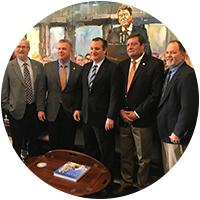 Senator Cruz and PCG leadership