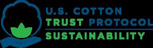 U.S. Cotton Trust Protocol Sustainability Logo