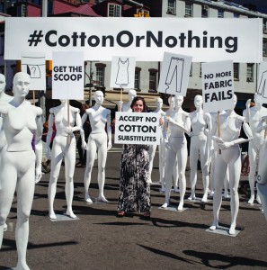 Cotton or Nothing Protest