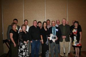 Ginner of the Year Award