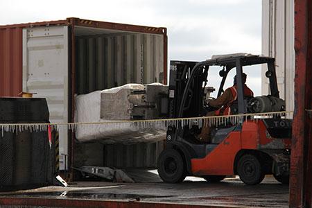 Warehouse Loading