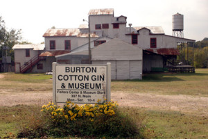 Cotton Gin Museum
