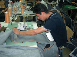 Jean Sewing