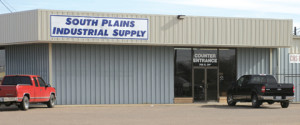 South Plains Industrial Supply Building