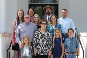 Danny Helms Family