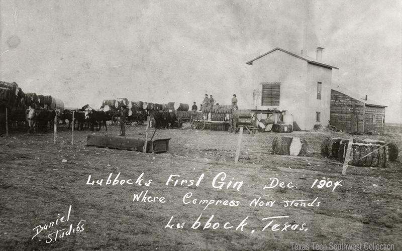 Gin Historical Photo