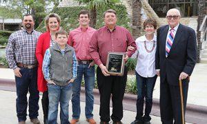 Eddie Smith Family