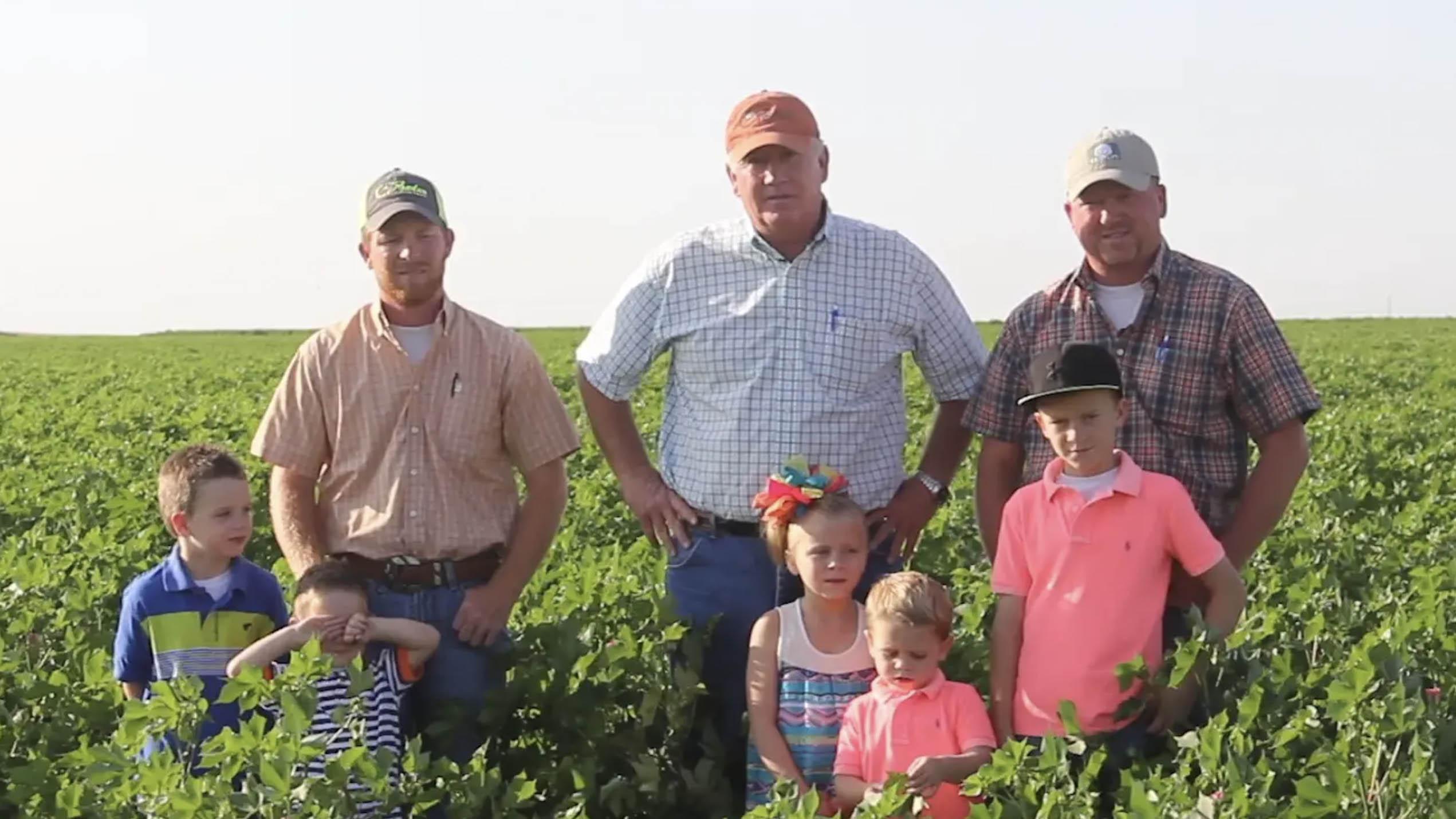 Abernathy Family | Cotton Farmers