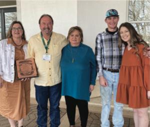 David Wyatt and Family
