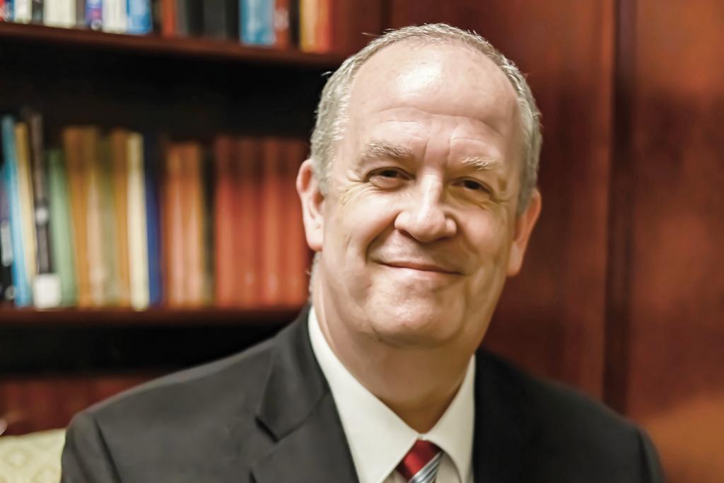 John Park, Ph.D., Texas A&M Agrilife Professor