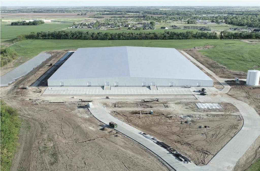 PCCA Clearwater Kansas Warehouse